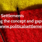 What are Political Settlements?