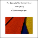 The Concept of the Common Good