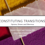 Constituting Transitions: Options, Drivers and Dilemmas