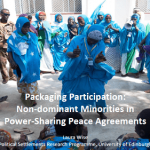 Packaging Participation: Non-dominant Minorities in Power-Sharing Peace Agreements