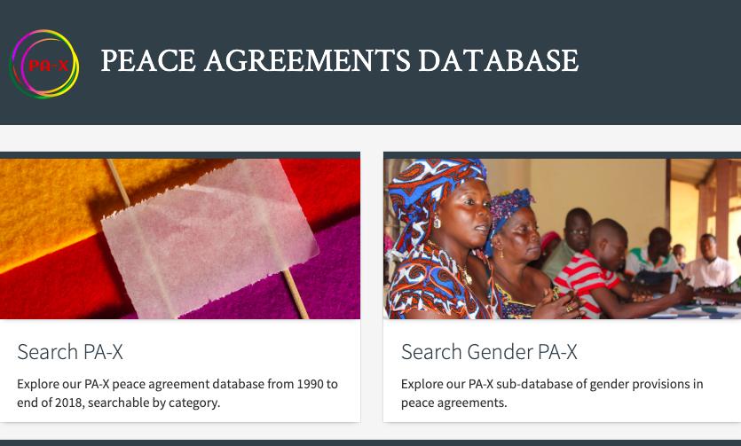 PA-X Database