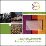 How Peace Agreements Provide for Implementation