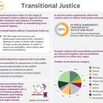 Transitional Justice Infographic