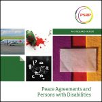 Peace Agreements and Persons with Disabilities