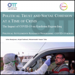 Political Trust and Social Cohesion at a Time of Crisis: The Impact of COVID-19 on Kurdistan Region-Iraq