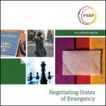 Negotiating States of Emergency