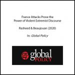 France Attacks Prove the Power of Violent Extremist Discourse
