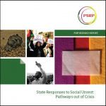 State Responses to Social Unrest: Pathways out of Crisis