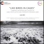 'Like Birds in Cages': Community Definitions and Concepts of Rights, Justice, and Citizenship in Rohingya Camps