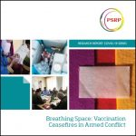 Breathing Space: Vaccination Ceasefires in Armed Conflict